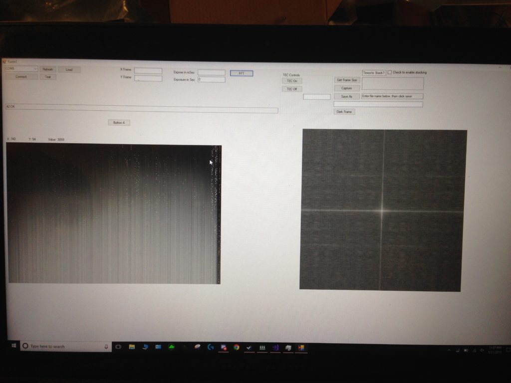 Astro - Camera client software csc214 218